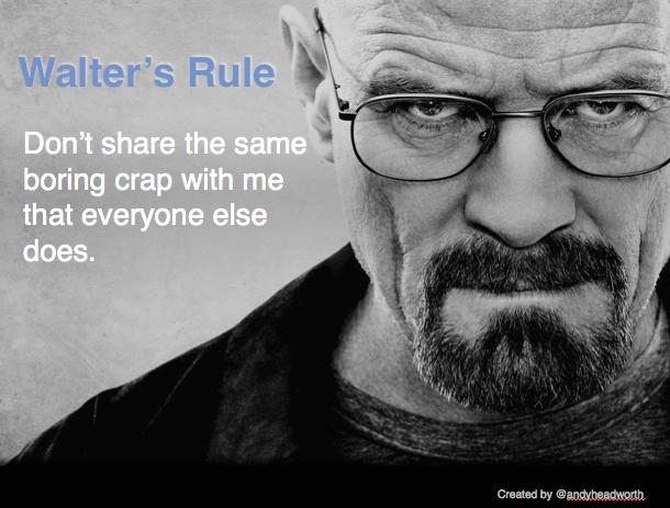 Walters rule